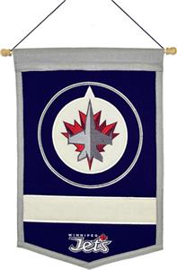 Winning Streak NHL Winnipeg Jets Traditions Banner