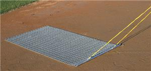 Promounds Baseball All-Steel Drag Mats