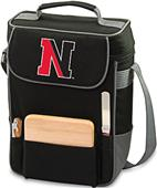 Picnic Time Northeastern University Duet Wine Tote