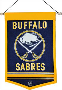 Winning Streak NHL Buffalo Sabres Banner