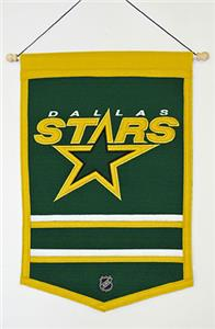Winning Streak NHL Dallas Stars Traditions Banner