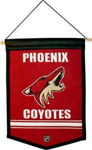 Winning Streak NHL Phoenix Coyotes Banner