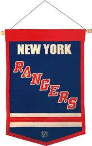 Winning Streak NHL New York Rangers Banner