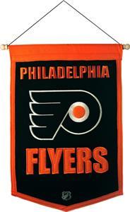 Winning Streak NHL Philadelphia Flyers Banner