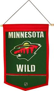 Winning Streak NHL Minnesota Wild Banner