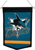 Winning Streak NHL San Jose Sharks Banner