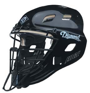 Diamond DCH-EDGE UMP Baseball Umpire's Helmet