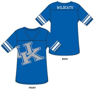 Kentucky Burnout Football Jersey Nightshirt