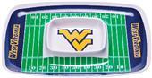 COLLEGIATE West Virginia Chip & Dip Tray Set of 6