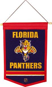Winning Streak NHL Florida Panthers Banner