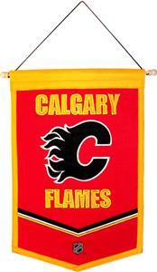 Winning Streak NHL Calgary Flames Banner