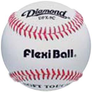 DFX-9C Cloth Covered Practice Baseballs