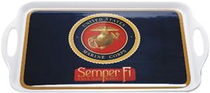 US Marine Corps Serving Tray (Set of 6)