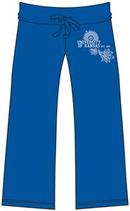 Emerson Street Kansas Womens Heather Capri's