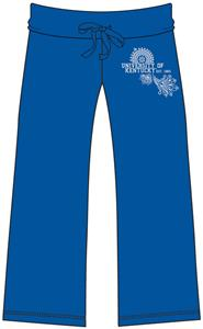 Emerson Street Kentucky Womens Heather Capri's