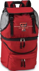 Picnic Time Texas Tech Red Raiders Zuma Backpack