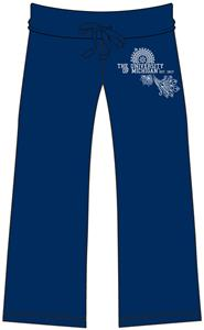Emerson Street Michigan Womens Heather Capri's