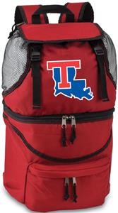 Picnic Time Louisiana Tech Bulldogs Zuma Backpack