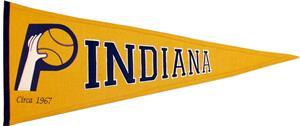 Winning Streak NBA Indiana Pacers Pennant