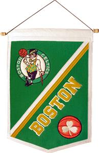 Winning Streak NBA Boston Celtics Banner