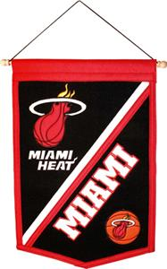 Winning Streak NBA Miami Heat Traditions Banner