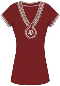 Emerson Street Texas A&M Womens Medallion Dress