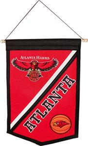 Winning Streak NBA Atlanta Hawks Traditions Banner