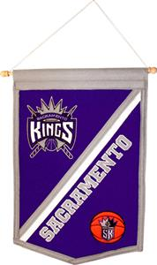 Winning Streak NBA Sacremento Kings Banner