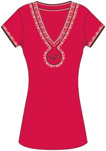 Emerson Street Arkansas Womens Medallion Dress