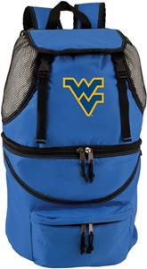 Picnic Time West Virginia University Zuma Backpack
