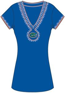 Emerson Street Florida Womens Medallion Dress