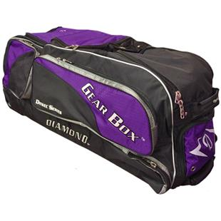 Diamond DZL-iX3 Diesel Gear Box Baseball Bags C/O