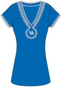 Emerson Street Kentucky Womens Medallion Dress