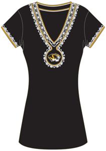 Emerson Street Missouri Womens Medallion Dress