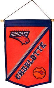 Winning Streak NBA Charlotte Bobcats Banner