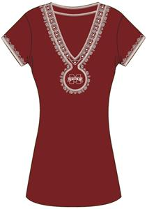 Mississippi State Womens Medallion Dress