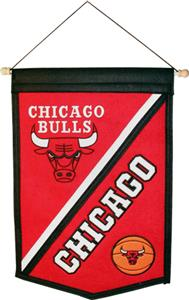 Winning Streak NBA Chicago Bulls Traditions Banner