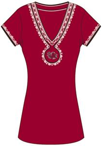 Emerson Street S. Carolina Womens Medallion Dress