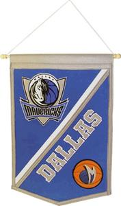 Winning Streak NBA Dallas Mavericks Banner