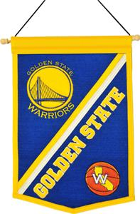 Winning Streak NBA Golden State Warriors Banner