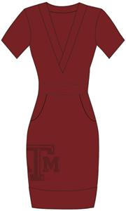Emerson Street Texas A&M Womens Cozy Dress