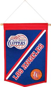 Winning Streak NBA Los Angeles Clippers Banner