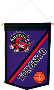 Winning Streak NBA Toronto Raptors Banner
