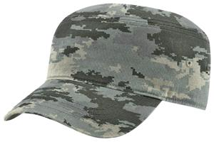 Richardson 192 Garment Washed Cadet Strapback Cap