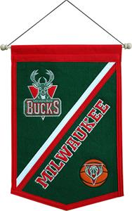 Winning Streak NBA Milwaukee Bucks Banner
