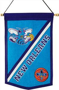 Winning Streak NBA New Orleans Hornets Banner