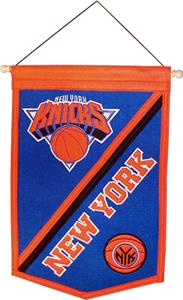 Winning Streak NBA New York Knicks Banner