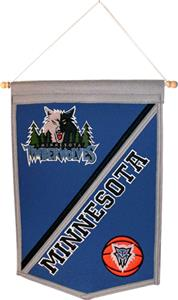 Winning Streak NBA Minnesota Timberwolves Banner