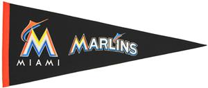 Winning Streak MLB Miami Marlins Pennant