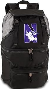 Picnic Time Northwestern University Zuma Backpack